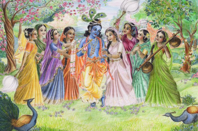 Lord Krishna S 16 000 Wives How So Called Liberals Twisted The Story