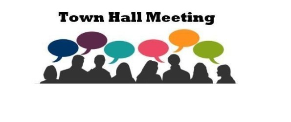 hall meeting town meetings community shortage schedule uccs hospital educator insurance universal health state notices ferrell event ridgway expansion local