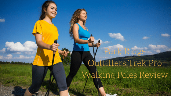 Park Ridge Outfitters Trek Pro Walking Poles Review