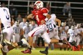 Scott Gorsuch rushes for 240 yards including touchdown runs of 75, 65 and 57 yards in Whitewater's homecoming victory.