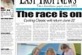 In this week's East Troy News…