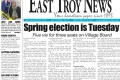 This week in the East Troy News…