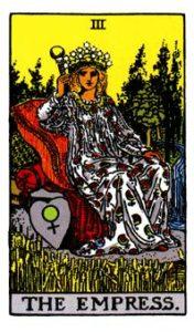 The Empress Tarot Card Meaning