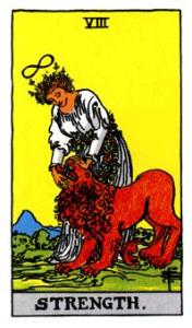 Strength - Tarot Card Meaning
