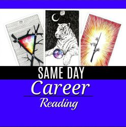 same day career tarot card spread