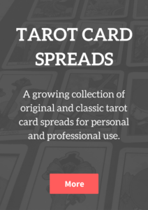 A growing collection of original and classic tarot card spreads for personal and professional use.