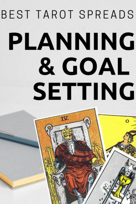 best tarot spreads for planning and goal setting