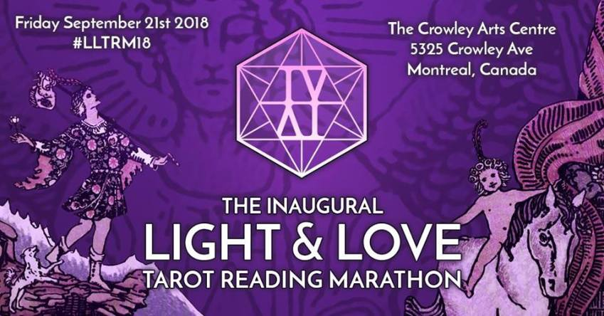 Light and Love tarot marathon