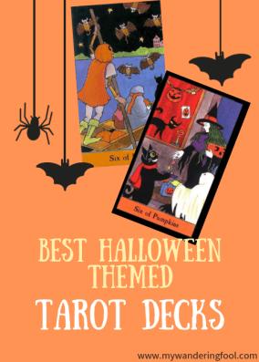 Best Halloween Themed Tarot Card Decks