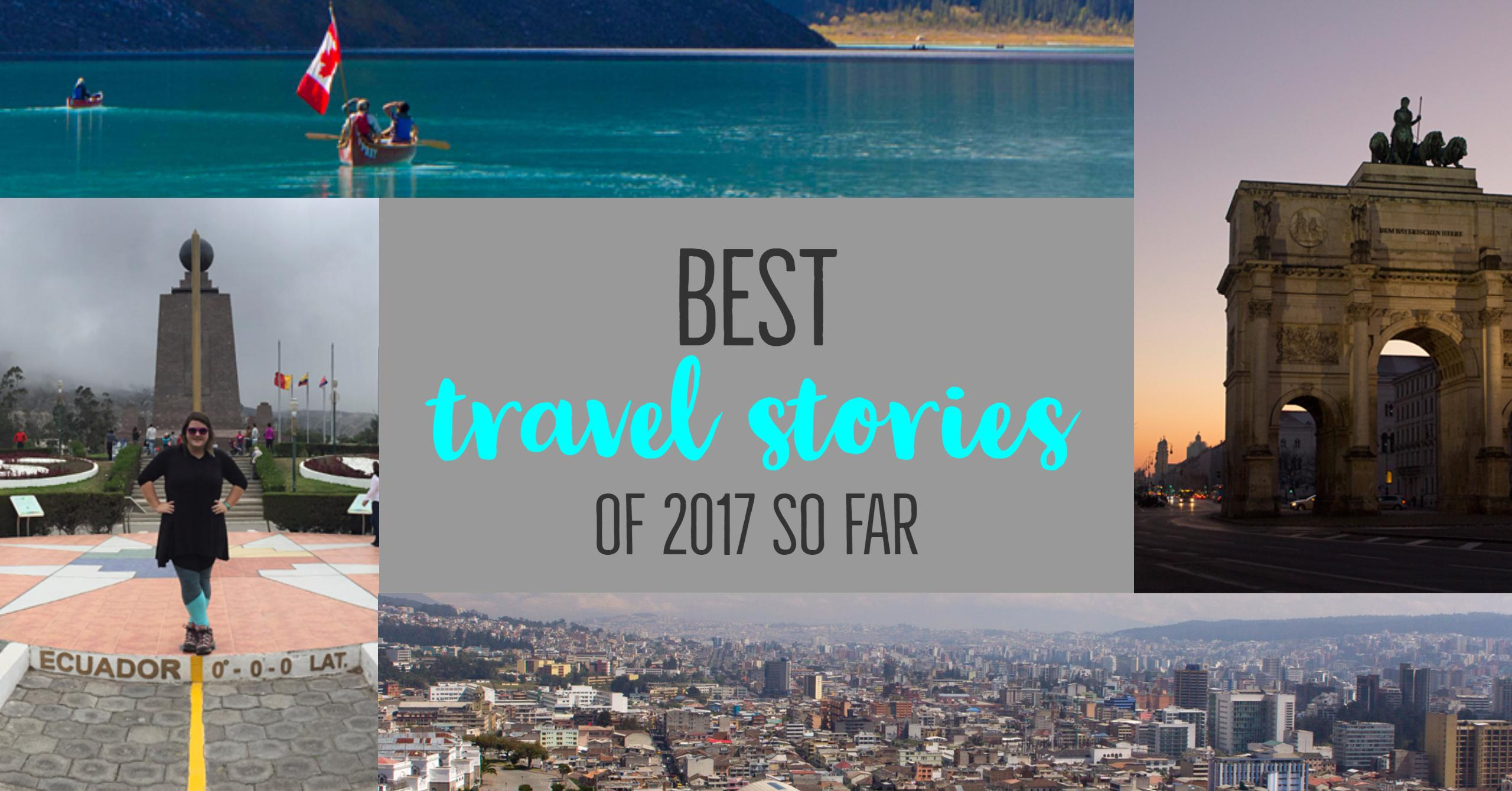 Best Travel Youtubers 2017