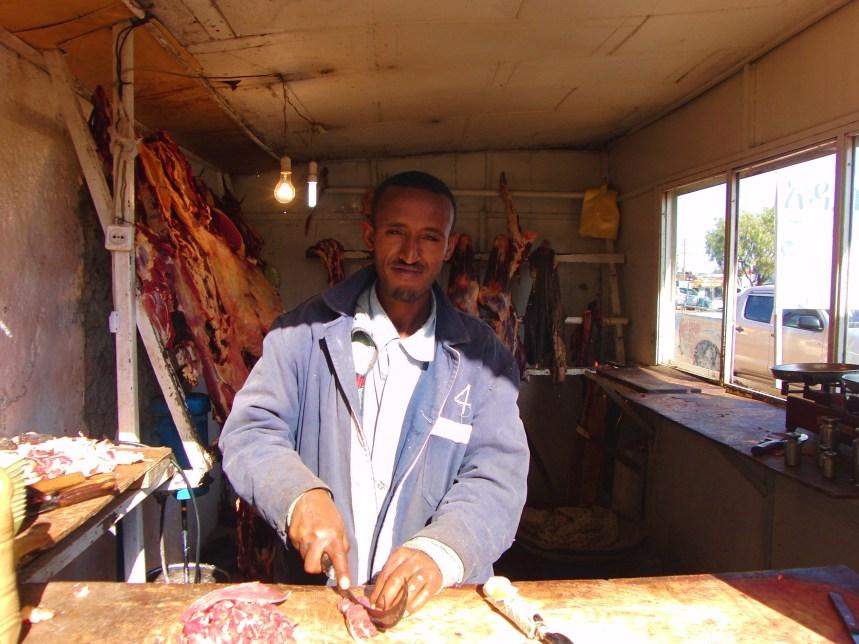 Slager Ethiopië