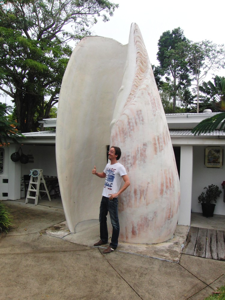 The Big Shell, Tewantin, Queensland