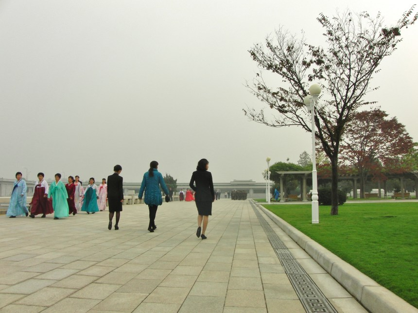 palace of the sun noord-korea pyongyang