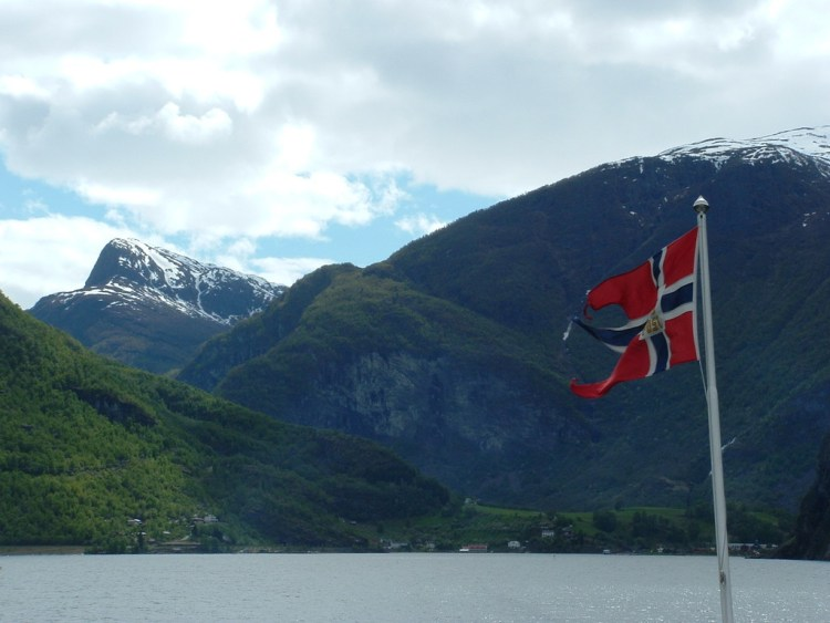 Boottocht door Fjord Noorwegen