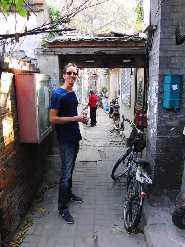 In de Hutong Airbnb Beijing China
