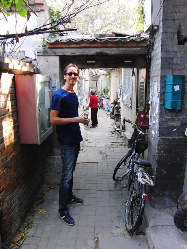 In de Hutong Airbnb Beijing China