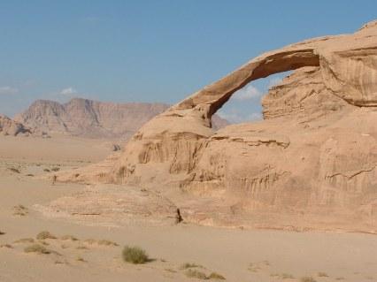 Wadi Rum Jordanië