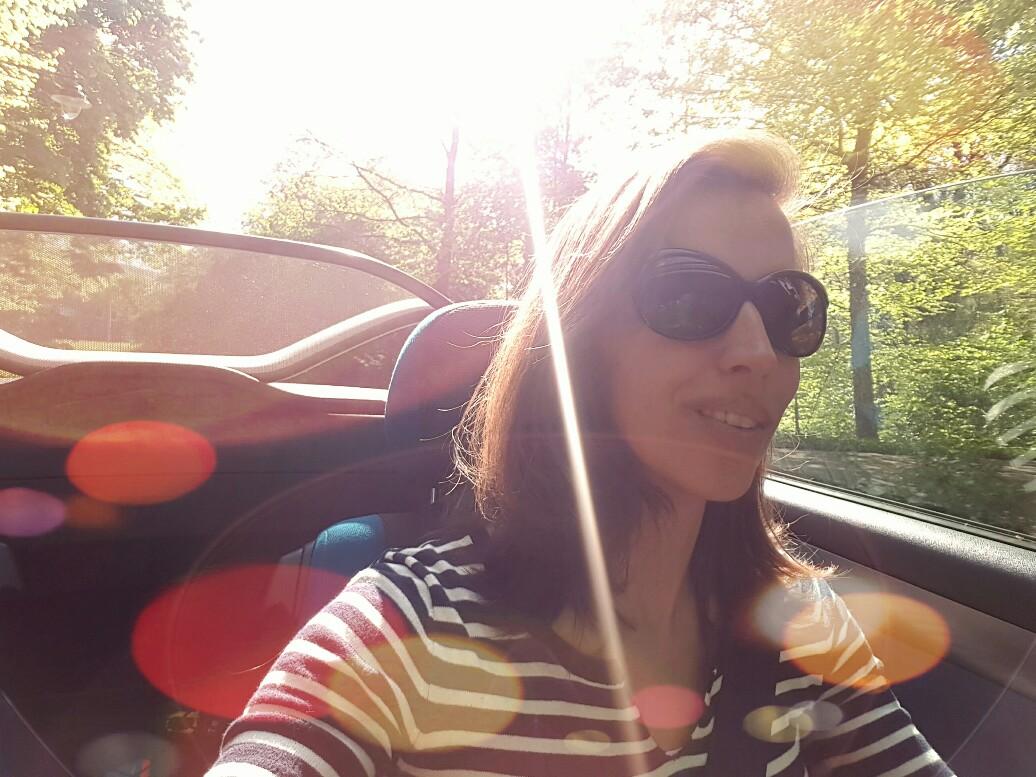 Cabrio rijden