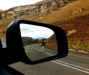 Golden Gate National Park Zuid Afrika