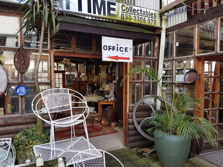 Vintage winkel Zuid Afrika