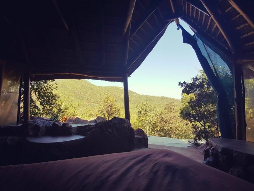 Buiten slapen Zuid Afrika