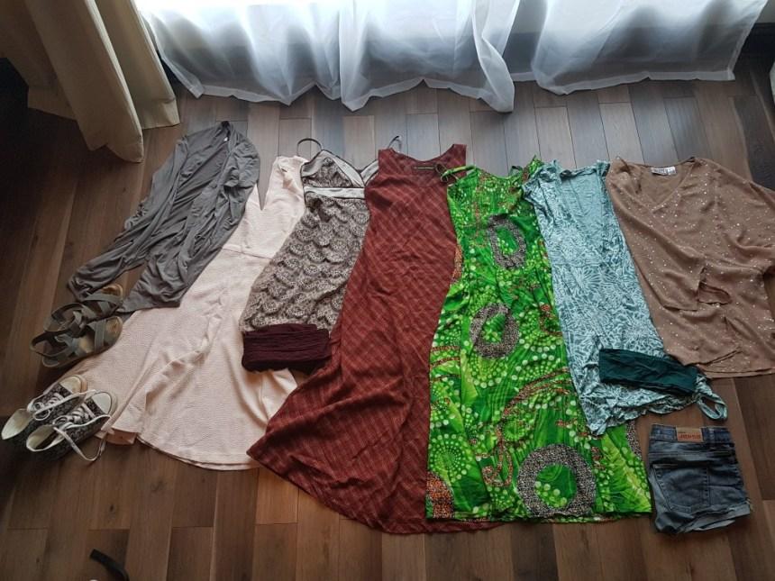 Genoeg plek voor veel kleren