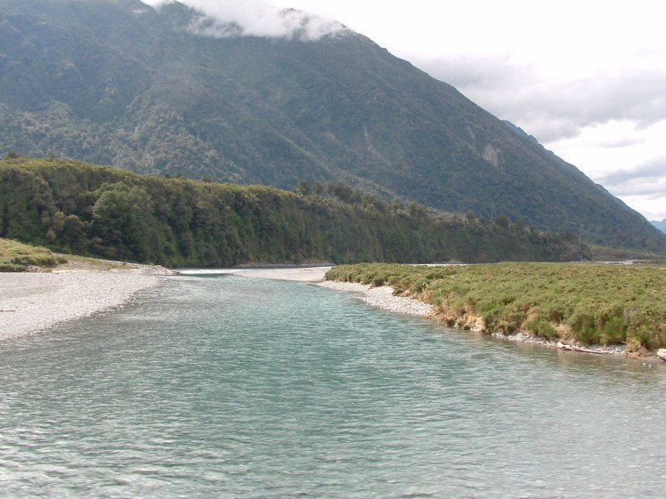 Treinreis Arthur's Pass Southern Alps Nieuw Zeeland