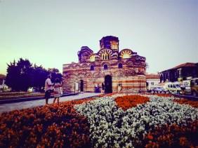 Pantokrator kerk Nessebar Bulgarije