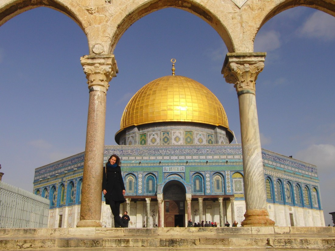 Al-Aqsamoskee Israël