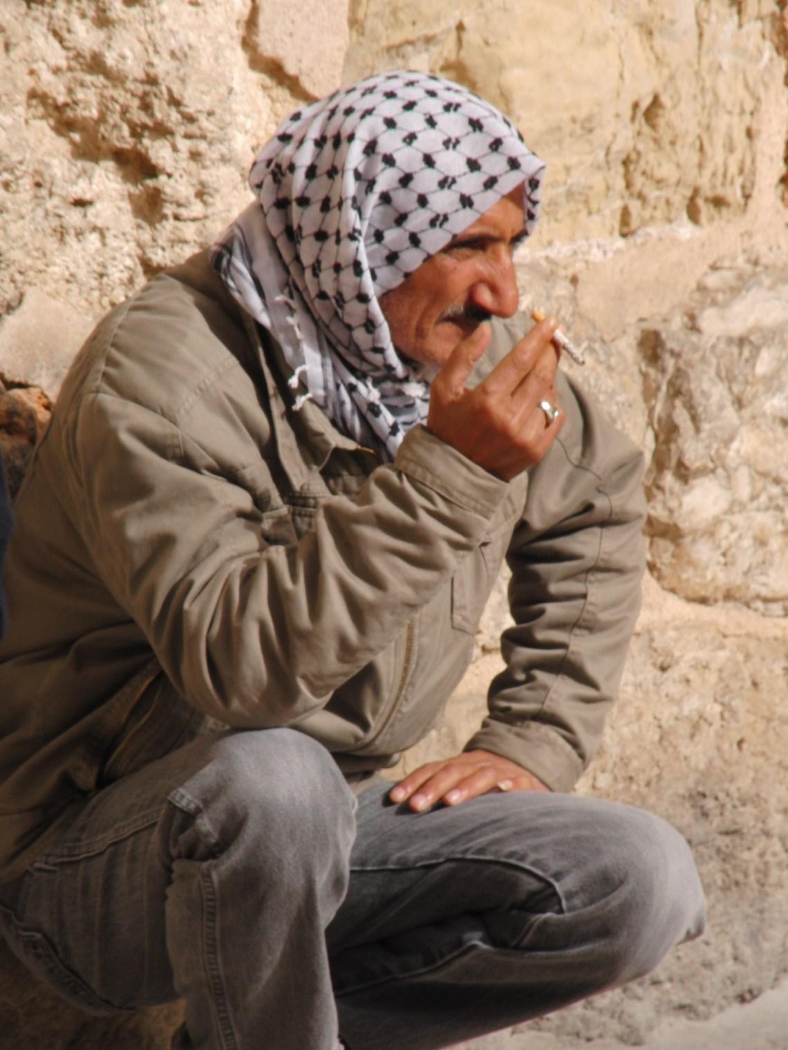 In het Armeens kwartier Israël