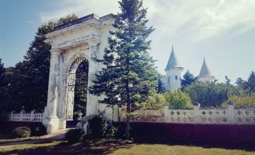 Fantast castle Vojvodina Servië