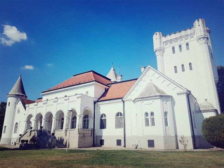 Dundjerski palace Vojvodina Servië