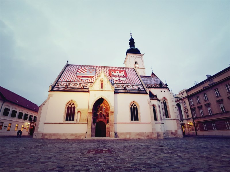 Zagreb Kroatië