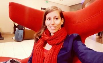 KLM lounge