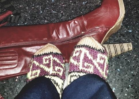 bioscoop sokken