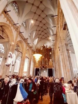 Wijvenkraam Eusebiuskerk Arnhem