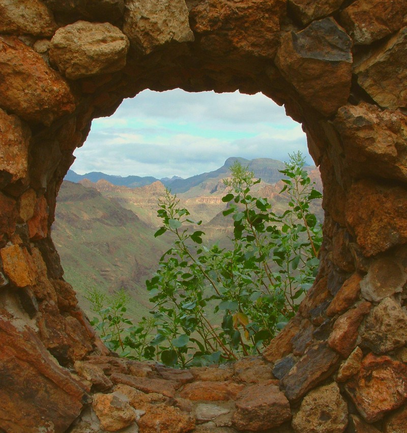 Degollada de la Yegua Gran Canaria