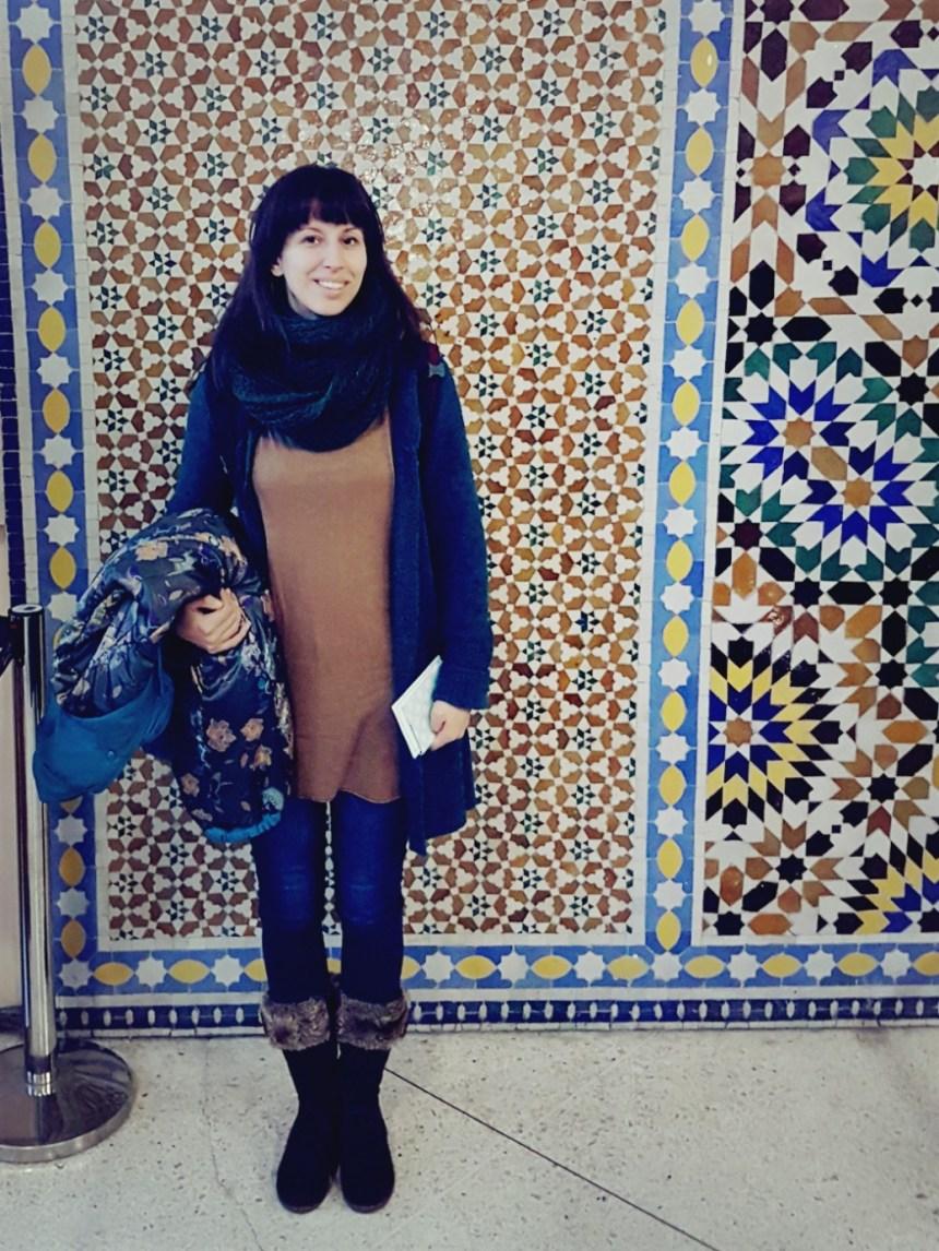 Agadir Marokko traditionele tegels