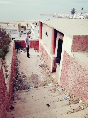 Agadir Marokko vies