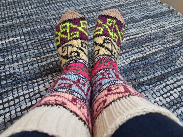Kindred spirits sokken