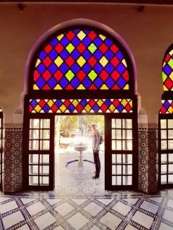 Bahia Palace Marrakesh Marokko