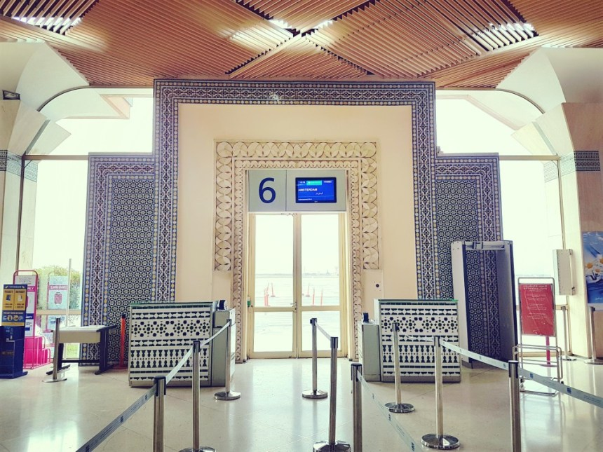 Luchthaven Agadir Marokko