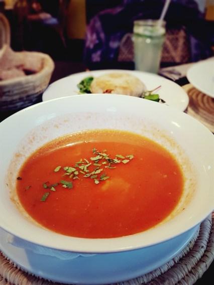 Soep Nomad Cafe Marokko Marakesh