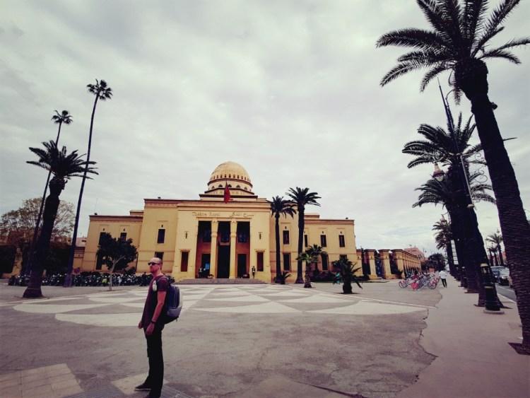 Theatre Royal Marrakesh Marokko
