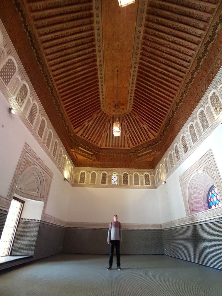 Bahia Palace marrakech Marokko