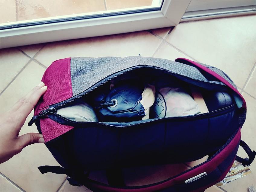 Dakine Trek 26L backpack ultralight