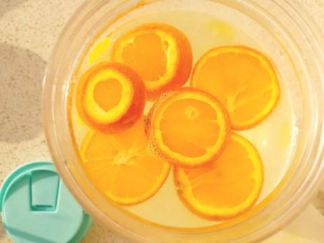 Limonade zelf maken