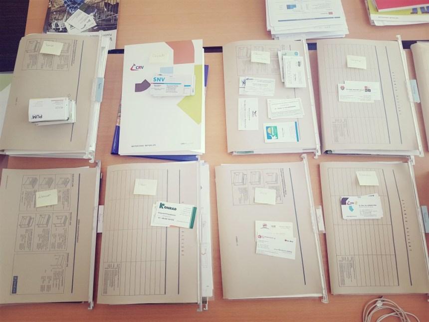 Werkoverdracht dossier