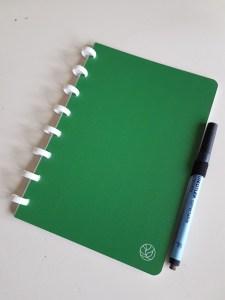 Greenbook duurzaam notitieboek