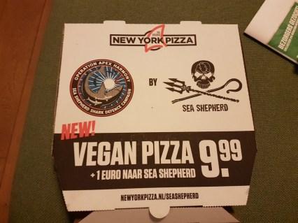 Vegan pizza NY pizza